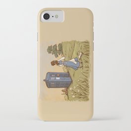 Adventure in the Great Wide Somewhere iPhone Case