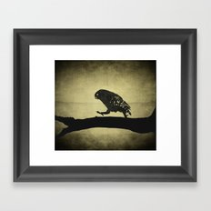 Clearing Your Head Framed Art Print