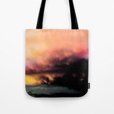 High Feelings by Debbie Porter - Designs of an Eclectique Heart Tote Bag
