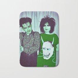 Siouxsie Found Her Banshee Cure Bath Mat