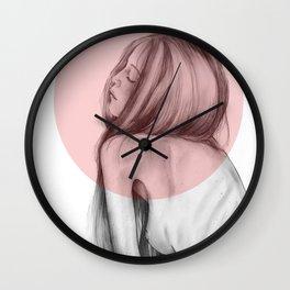 LAD Wall Clock