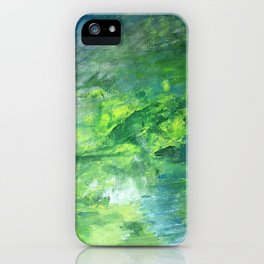 arrival at magithera iPhone Case