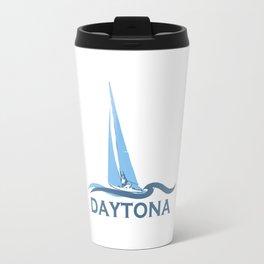 Daytona Beach - Florida. Travel Mug