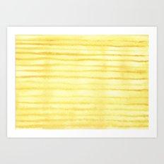 #30. NATALIA - Stripes Art Print