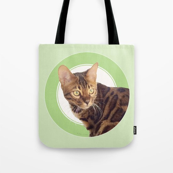 Boris the cat - Boris le chat Tote Bag