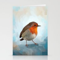 robin hood Stationery Cards featuring Robin by Freeminds