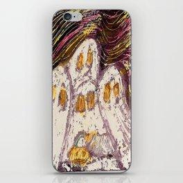 Ghosts by Karen Chapman iPhone Skin