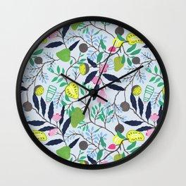 Fruits of Sri Lanka Wall Clock