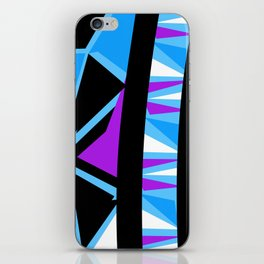 Abstract Love iPhone Skin