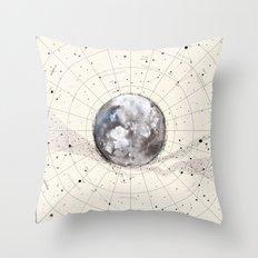 Pathfinder Bright Throw Pillow