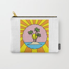 Lonely Island Relaxation Sun Carry-All Pouch