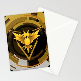Team Instinct  Stationery Cards