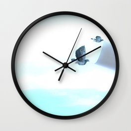 Cult of Youth: Flying higher Wall Clock