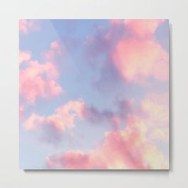 Whimsical Sky Metal Print