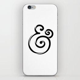 InclusiveKind Ampersand iPhone Skin
