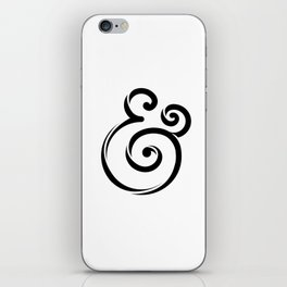 InclusiveKind Ampersand iPhone Skin