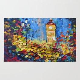 Autumn in London Rug