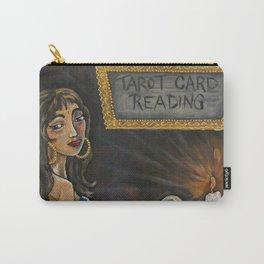 Tia the Tarot Card Reader Carry-All Pouch