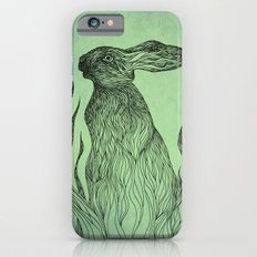 Hiding in the green iPhone 6s Slim Case