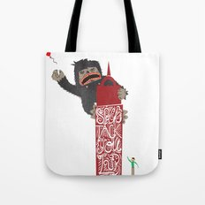 Speck Tack You Lur Deeds Tote Bag