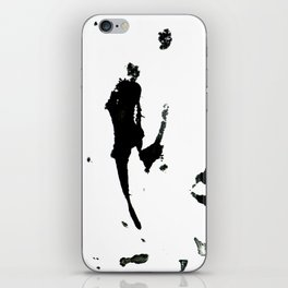 Kick up your heels & just dance iPhone Skin