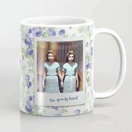 The greedy twins! Coffee Mug