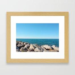 AFE Collingwood Framed Art Print