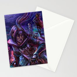 That Fateful Night Stationery Cards
