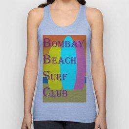 Bombay Beach Surf Club Unisex Tank Top