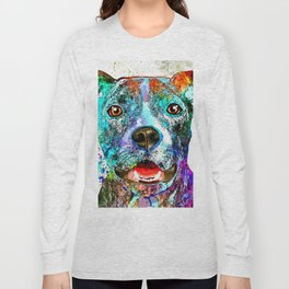 American Pit Bull Terrier Long Sleeve T-shirt