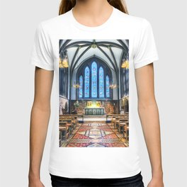 Cathedral Glow T-shirt