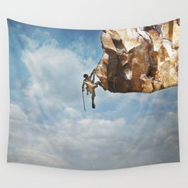 Rock On Wall Tapestry
