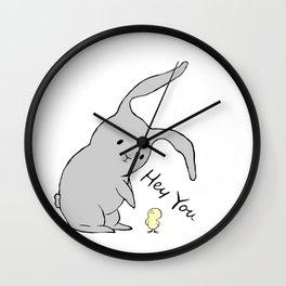 Hey you Wall Clock