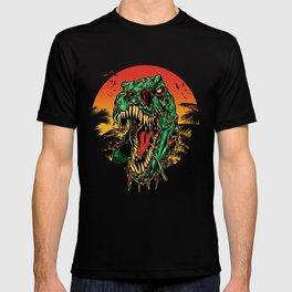 Zombie T-Rex T-shirt