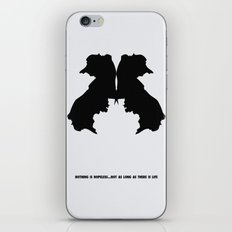 Rorschach iPhone & iPod Skin