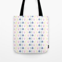 science Tote Bags featuring SCIENCE by BearandBugle