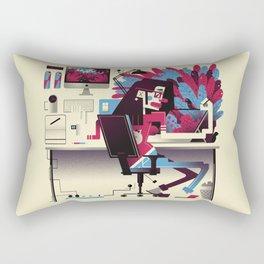 Workshop Rectangular Pillow