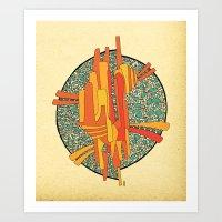 - cosmosigner_01 - Art Print