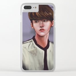 luhan Clear iPhone Case