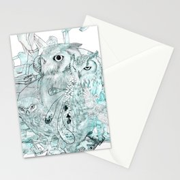 Ow! Stationery Cards