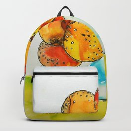 Juicy Orange Bowl Backpack