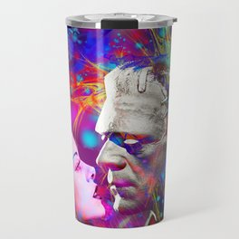 Frankenstein`s Bride Travel Mug