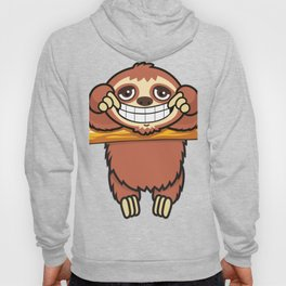 Happy Sloth! Hoody
