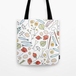 Midsummer Table Tote Bag