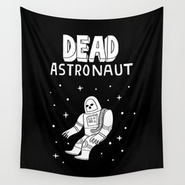 Dead Astronaut Wall Tapestry