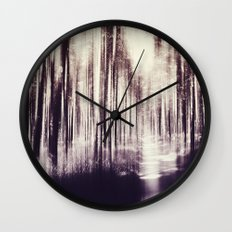 Magical Woods Wall Clock