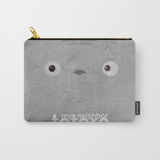 My neighbor Totoro  Carry-All Pouch