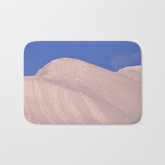 Back-Country Skiing - 7 Bath Mat