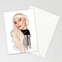 LG x AW Stationery Cards