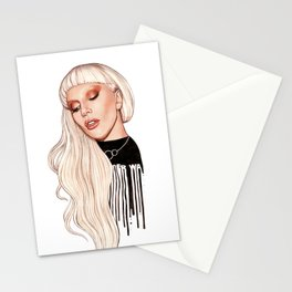 LG x AW Stationery Cards